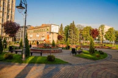 Центр Винницы