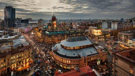 Бесарабский рынок, Киев