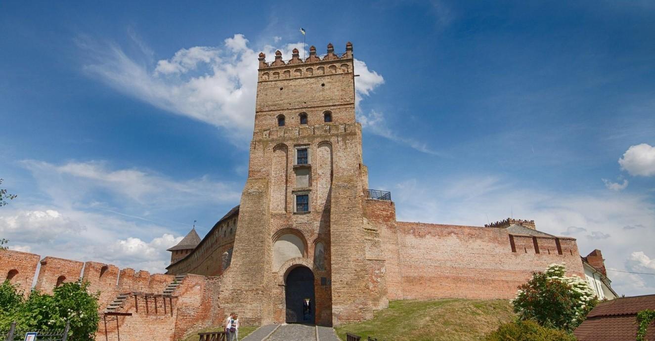 Замок Любарта (Луцкий замок)