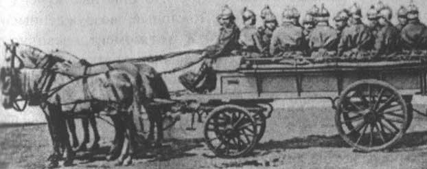 О первых пожарных Константиновки