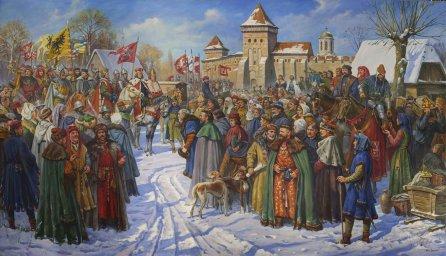 История города Луцк
