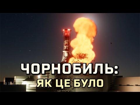 Чорнобиль. Як сталася аварія на ЧАЕС [Mike Bell]