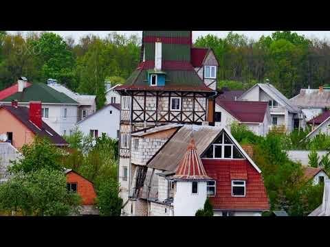 Весенняя прогулка по Житомиру - Часть 8 (Spring walk in Zhytomyr-8) 4К Ultra HD - Видео
