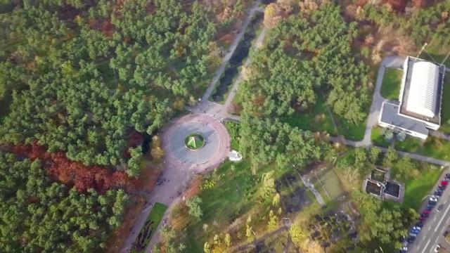 Лучший парк Киева на левом берегу