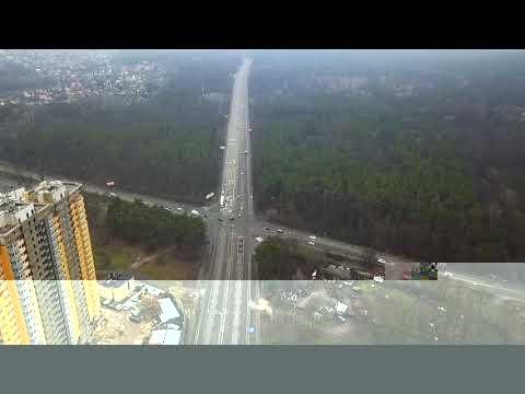 Левобережная часть Подольско - Воскресенского моста