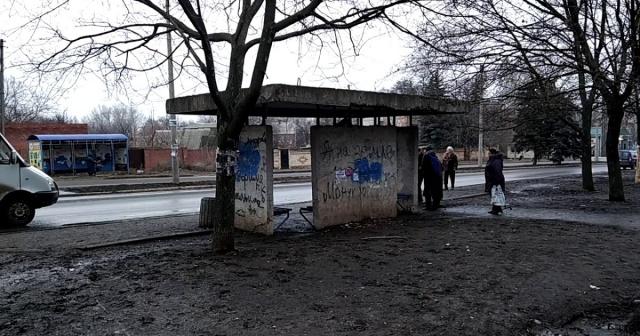 """Автобусная остановка """"Рынок Юбилейный"""""""