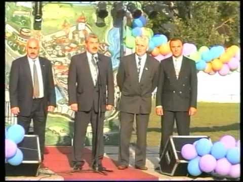 Артемовск. День города - 1996 (праздник на стадионе)