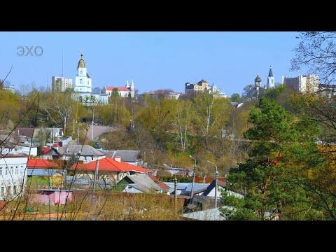 Весенняя прогулка по Житомиру - Часть 6 (Spring walk in Zhytomyr-6)4К Ultra HD - Видео