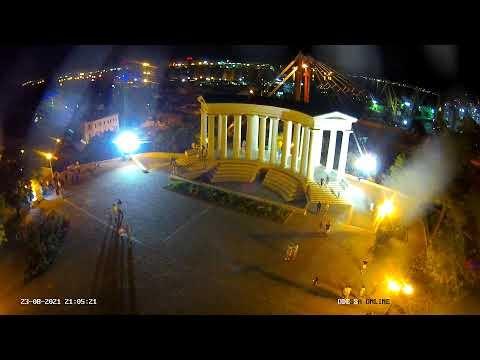 Колоннада Воронцовского дворца   Odessa ONLINE