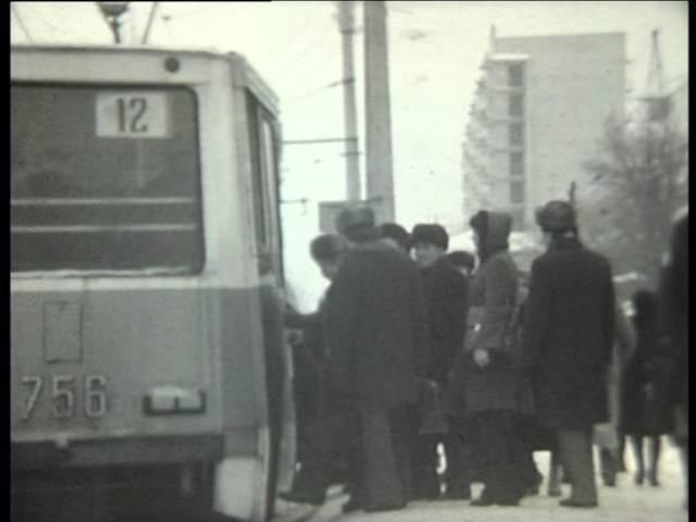 Зима в Харькове 1978 года
