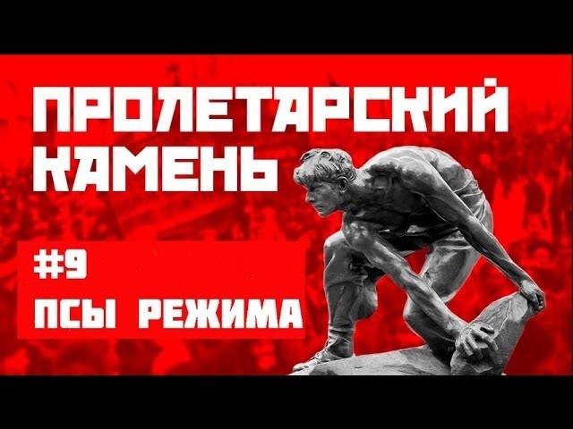 Псы режима: Почему Украина полицейское государство / Пролетарский камень №9 с Андреем Гожым