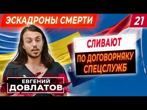 Нидерланды сливают Евгения Довлатова и готовят депортацию в Украину — Перекрёстный допрос на КРТ