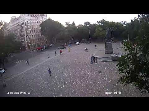 Памятник Т.Г.Шевченко   Odessa ONLINE