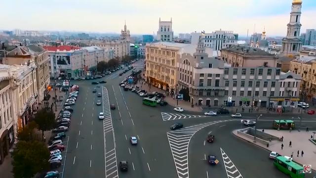 Знакомьтесь Харьков. Город для жизни и отдыха.