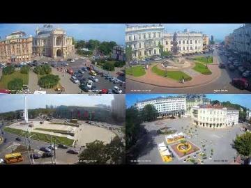 Обзорный экран   Odessa ONLINE