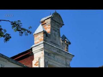 Замки Украины-Дворец Терещенко в Андрушёвке(Castles of Ukraine-Tereshchenko Palace in Andrushevka)