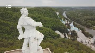 """Ремонт замість декомунізації: на Донбасі реставрують пам'ятник """"першому сепаратисту"""""""