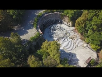Зелёный театр, Парковый мост и Труханов остров- всё что нужно знать!