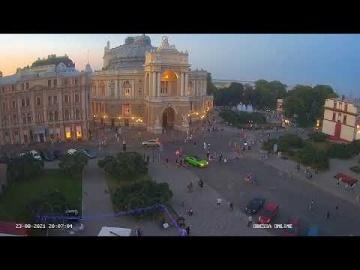 Оперный театр   Odessa ONLINE