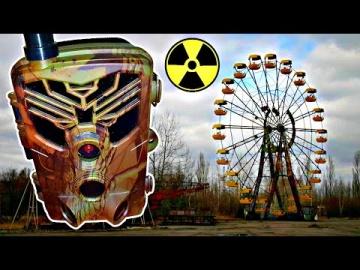 Поставил СКРЫТЫЕ КАМЕРЫ в Припяти Засветили герб и ловим вандалов в Чернобыльской Зоне Отчуждения