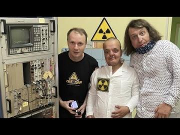 Проверяюсь на радиацию после Чернобыля Попал в больницу