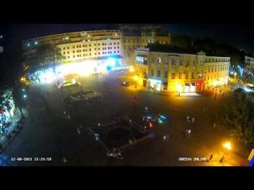 Греческая площадь   Odessa ONLINE