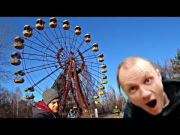 Стрим из Припяти !!! Как я попал в Чернобыльскую Зону Отчуждения