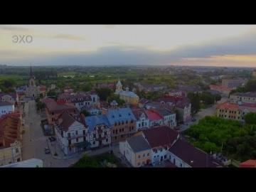 Города Украины - Луцк, Хотин (Cities of Ukraine - Lutsk, Khotyn) 4К Ultra HD - Видео