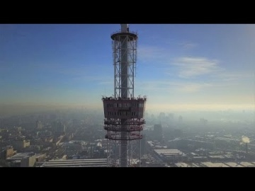 Киевский Карандаш и самая высокая башня Украины (НОВИНКА)