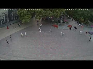 Думская площадь   Odessa ONLINE