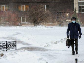 Синоптики рассказали, когда ожидать холода и снег