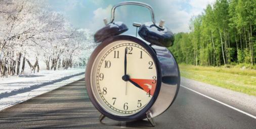 Украина переводит часы на этих выходных. Куда переводят стрелки на летнее время