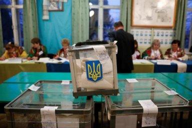 В семи городах проходит голосование в рамках второго тура местных выборов