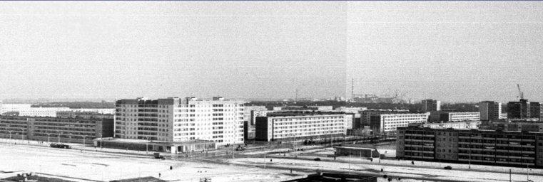 Припять: Строительство города