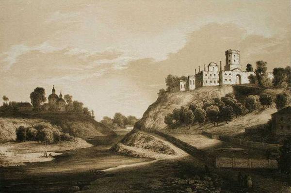 Наполеон Орда. Корецкий замок