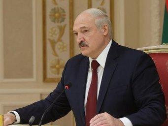 Лукашенко поразмышлял о санкциях против Украины