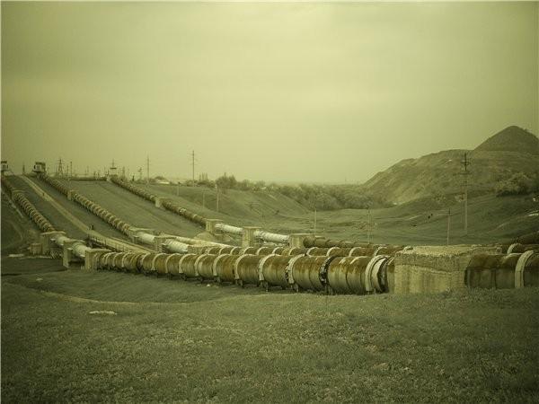 Грандиозные проекты: Канал Северский Донец-Донбасс
