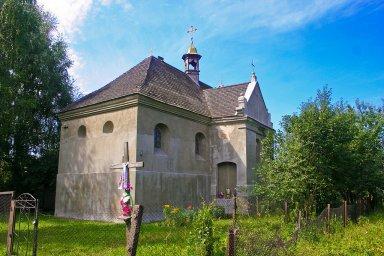 Костел святых Петра и Павла (Олыка)