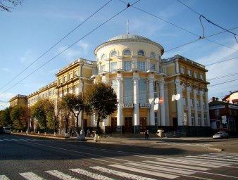 Облрада в городе Винница