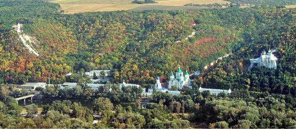 Святогорский государственный историко-архитектурный заповедник