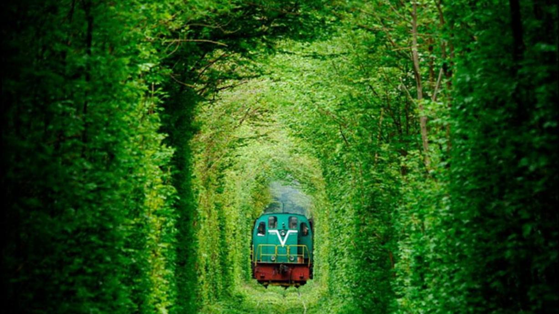 Туннель любви