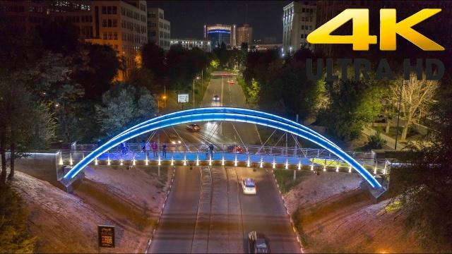 Новый мост через Клочковский спуск