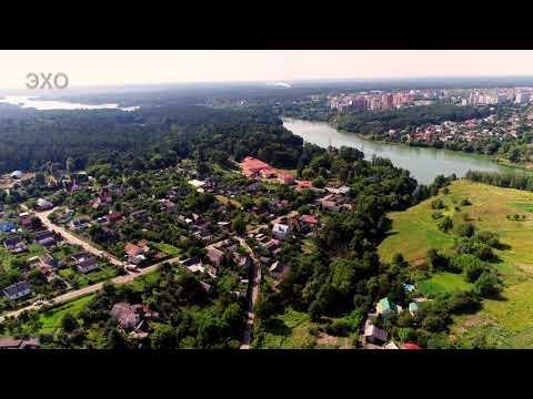 Житомир с высоты - Лето-2 Тетерев, Заречаны (Zhytomyr - Summer Teterev-2) 4К Ultra HD - Видео