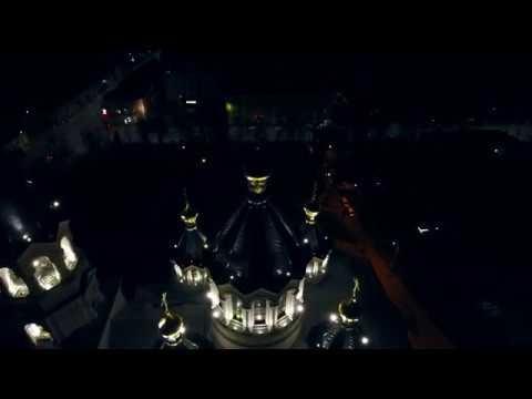 Города Украины - Ночной Житомир(Cities of Ukraine - Night Zhytomyr) 4К Ultra HD - Видео