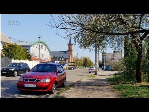 Весенняя прогулка по Житомиру - Часть 5 (Spring walk in Zhytomyr-5)4К Ultra HD - Видео