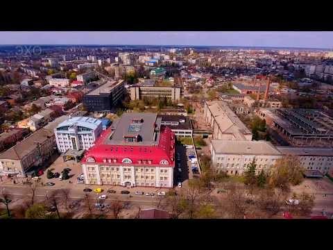 Города Украины - Житомир, весна.Часть 4 (Cities of Ukraine-Zhytomyr, Spring)4К Ultra HD-Видео