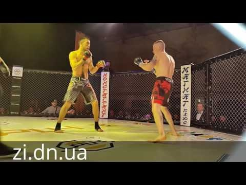 ММА: Закария Джалилов (Константиновка) vs Евгений Бирковский (Каменское)
