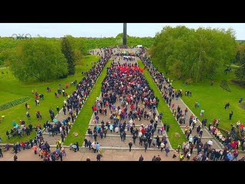 9 мая в Житомире (Святкування Дня Перемоги в Житомирі) 4К Ultra HD - Видео