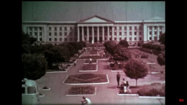 Краматорск и НКМЗ. 1967 год.