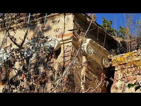 Усадьба Рыльских на Житомирщине (Rylsky's estate in Zhytomyr region) 4К Ultra HD-Video